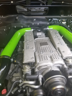 Picture of NeedsWings G55 AMG Dual Cold Air Intake Kit